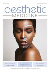 Aesthetic Medicine Magazine Cover