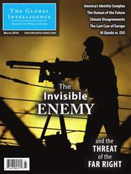 The Global Intelligence Magazine Cover
