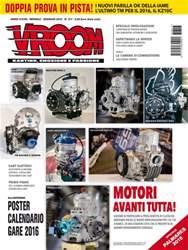 Vroom Italia Magazine Cover