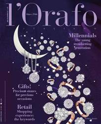 l'Orafo Italiano December 2015 issue l'Orafo Italiano December 2015
