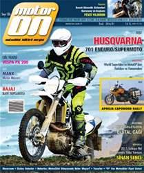 Motoron Ocak 2016 issue Motoron Ocak 2016