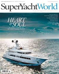 SuperYacht World Magazine Cover