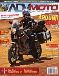 ADVMoto Jan/Feb 2016 issue ADVMoto Jan/Feb 2016