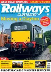 Railways Illustrated Magazine Cover