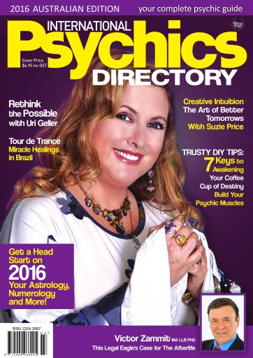 International Psychics Directory Digital Issue