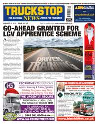 No. 359 Go-Ahead Granted For LGV Apprentice Scheme issue No. 359 Go-Ahead Granted For LGV Apprentice Scheme