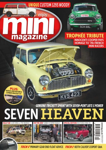 Mini Magazine Preview