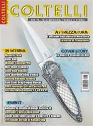 COLTELLI Magazine Cover