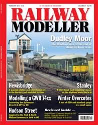 Railway Modeller February 2016 issue Railway Modeller February 2016