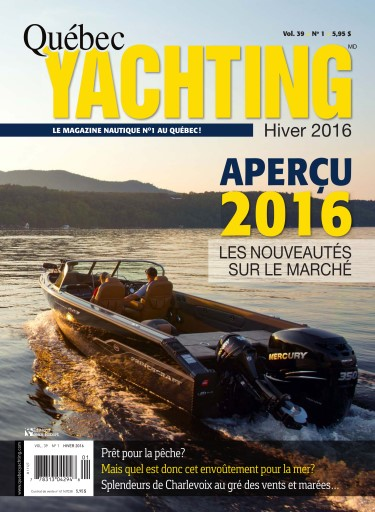 Quebec Yachting Preview