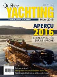 Hiver 2016 issue Hiver 2016