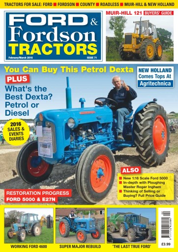 Ford & Fordson Digital Issue