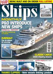 No. 615 P&O Introduce New Ships issue No. 615 P&O Introduce New Ships