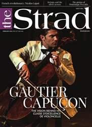 The Strad Magazine Cover