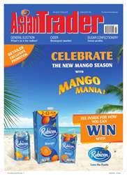 Asian Trader Magazine Magazine Cover