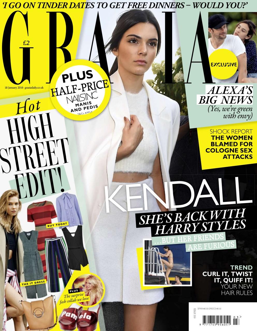International Fashion Magazine Subscriptions