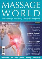 Massage World 91 issue Massage World 91