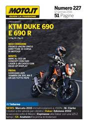 Moto.it Magazine n. 227 issue Moto.it Magazine n. 227