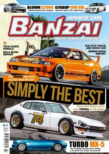 Banzai Preview