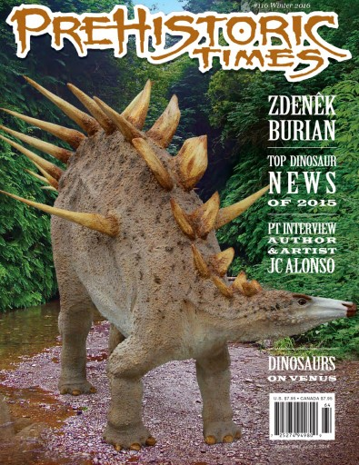Prehistoric Times Digital Issue