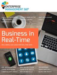 The Business of Real-Time issue The Business of Real-Time