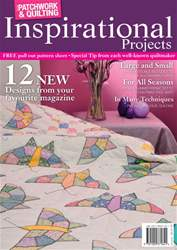 P&Q Inspirational Projects issue P&Q Inspirational Projects