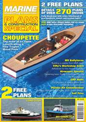 Marine Plans & Construction issue Marine Plans & Construction