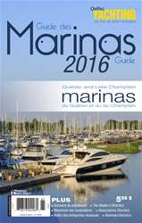 Guide Marinas 2016 issue Guide Marinas 2016