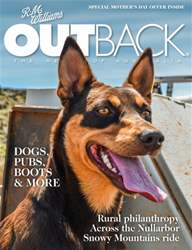 OUTBACK 105 issue OUTBACK 105