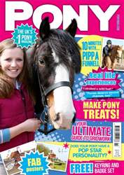PONY Magazine – March 2016 issue  PONY Magazine – March 2016