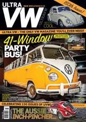 Ultra VW February 2015 issue 150 issue Ultra VW February 2015 issue 150