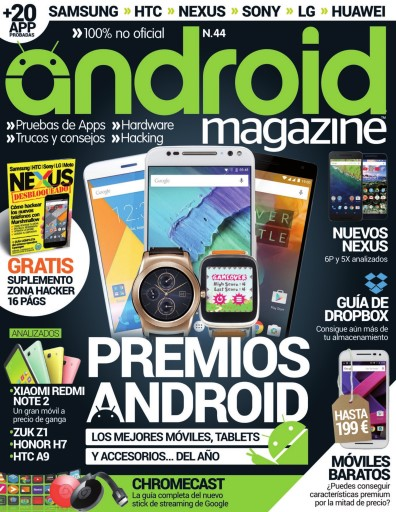 Android Magazine Preview