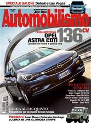 Automobilismo 2 2016 issue Automobilismo 2 2016