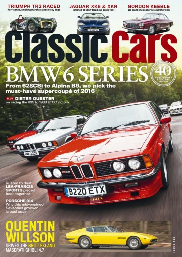 Classic Cars Magazine March 2016 Subscriptions Pocketmags