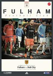 Fulham v Hull City 2015-16 issue Fulham v Hull City 2015-16