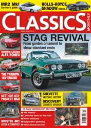 No. 239 Stag Revival  issue No. 239 Stag Revival