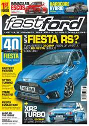 No. 367 Fiesta RS? issue No. 367 Fiesta RS?