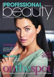 Professional Beauty February 2016 issue Professional Beauty February 2016