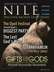 Nile Magazine Magazine Cover