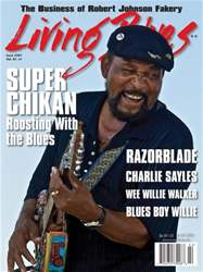 Living Blues #241 issue Living Blues #241