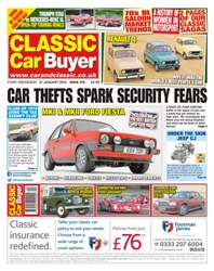 No. 315 Car Thefts Spark Security Fears issue No. 315 Car Thefts Spark Security Fears