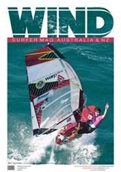 Windsurfer Magazine issue Windsurfer Magazine