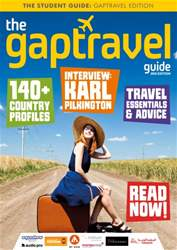 The Gaptravel Guide 2016 issue The Gaptravel Guide 2016