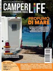 CamperLife_Luglio/Agosto 2015 PROFUMO DI MARE issue CamperLife_Luglio/Agosto 2015 PROFUMO DI MARE