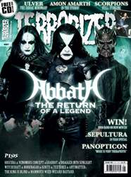 Terrorizer 267 issue Terrorizer 267