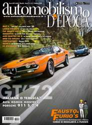 Automobilismo d'Epoca 2 2016 issue Automobilismo d'Epoca 2 2016