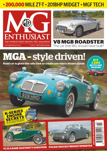 MG Enthusiast Preview
