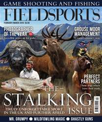 Fieldsports FebruaryMarch 2016 issue Fieldsports FebruaryMarch 2016