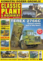 Vol. 14 No. 4 Terex 2766C issue Vol. 14 No. 4 Terex 2766C