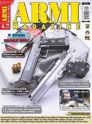 ARMI MAGAZINE  LUGLIO 2015  issue ARMI MAGAZINE  LUGLIO 2015